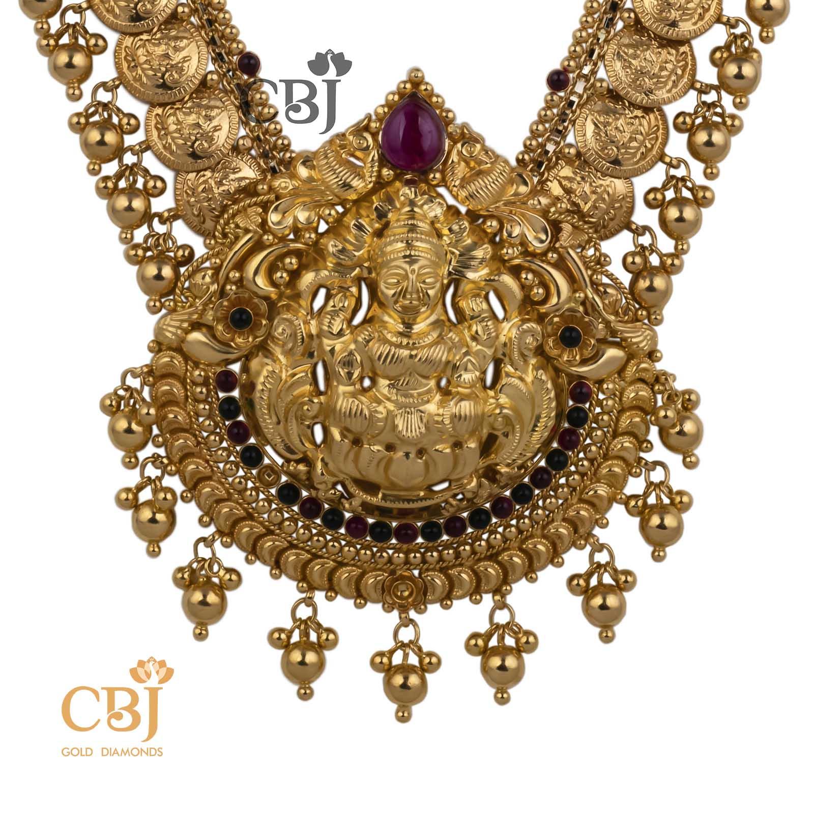 antique gold kundan jewellery