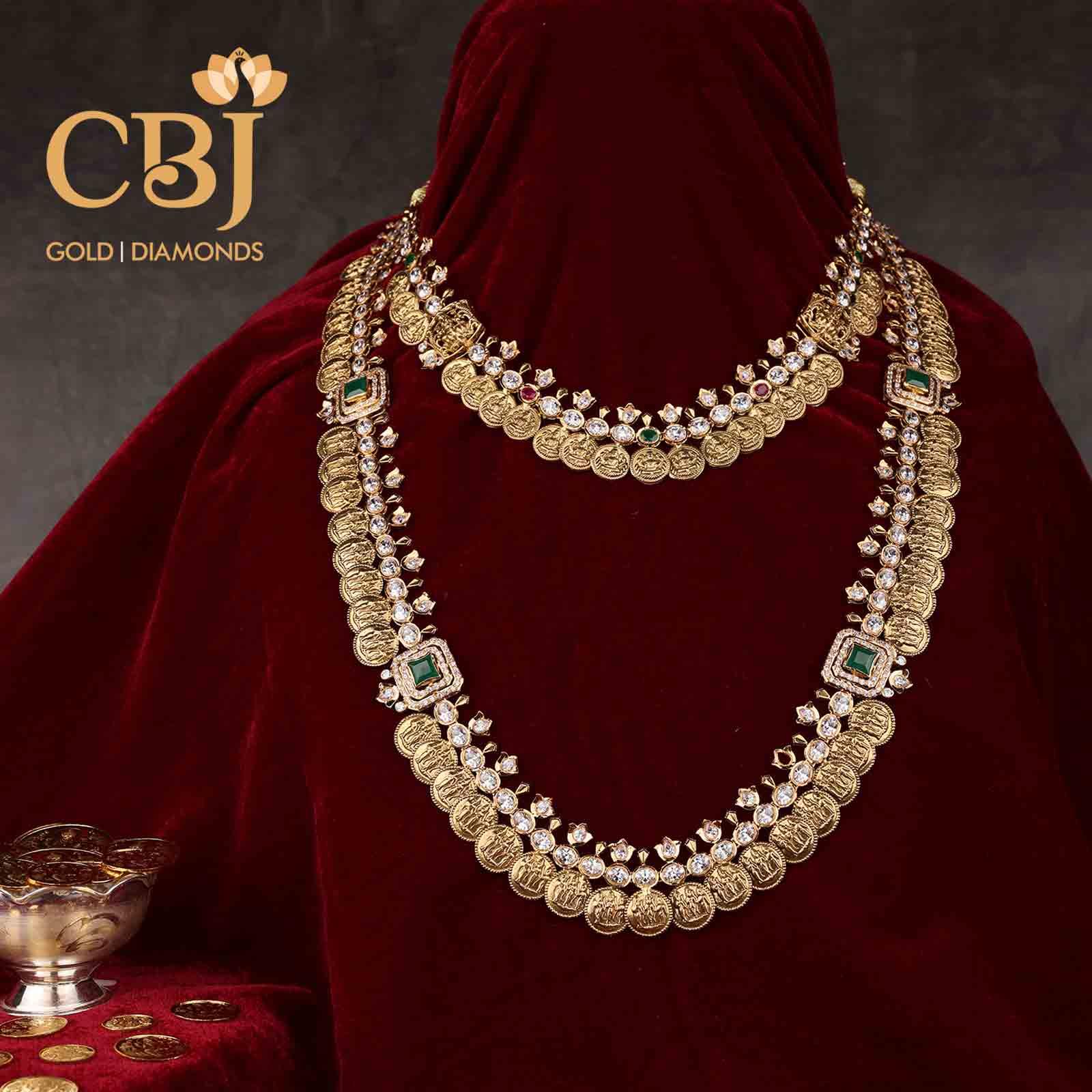 bridal gold haram set