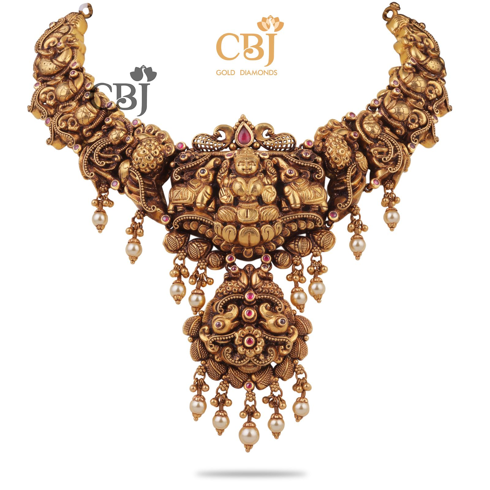 Traditional Statement Nakas Necklace